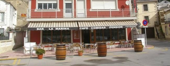 Restaurante A Marina | O Barqueiro