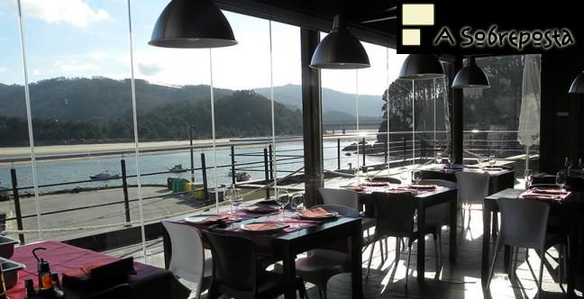 Restaurante A Sobreposta | O Barqueiro